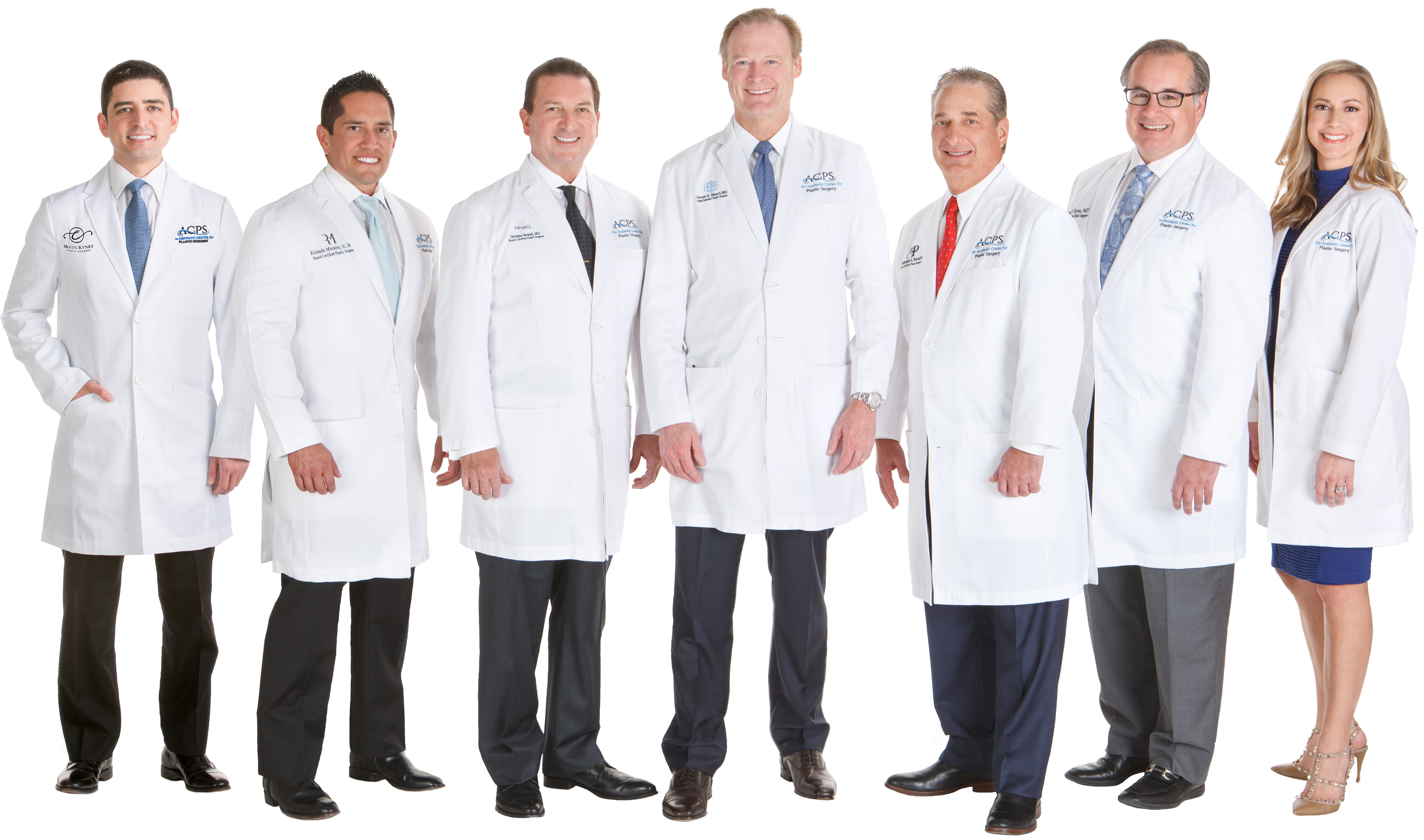 Meet the Doctors of ACPS